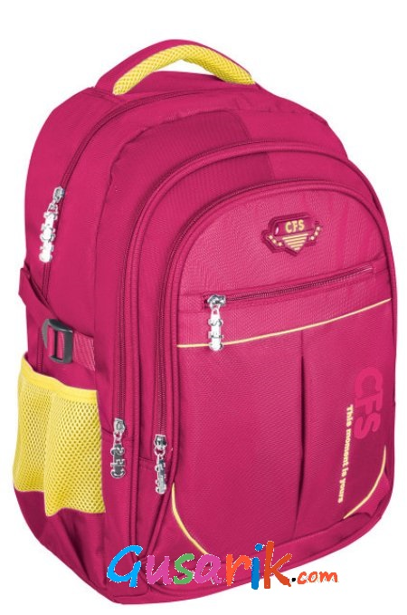 277f64cf834f Рюкзаки для подростков Cool for School - Малиновый молодежный рюкзак 17 для  прогулок и в школу