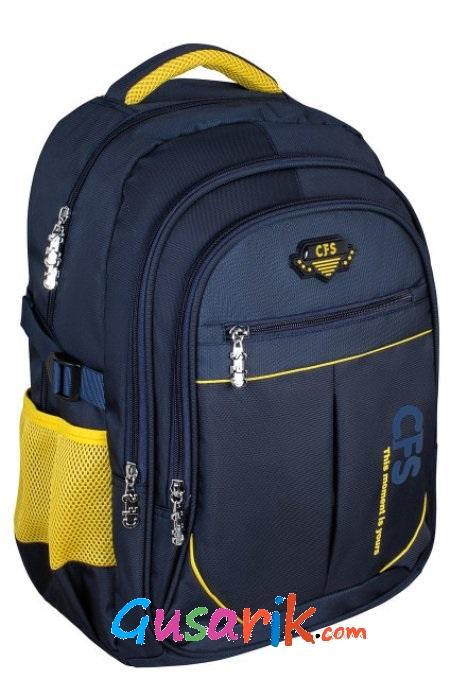 18b204df22f7 Рюкзаки для подростков Cool for School - Темно синий молодежный рюкзак 17  для прогулок и в