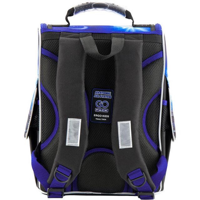 fd6b330682d6 Недорогие школьные ортопедические рюкзаки для мальчика GO18-5001S-16 GOPack  ...