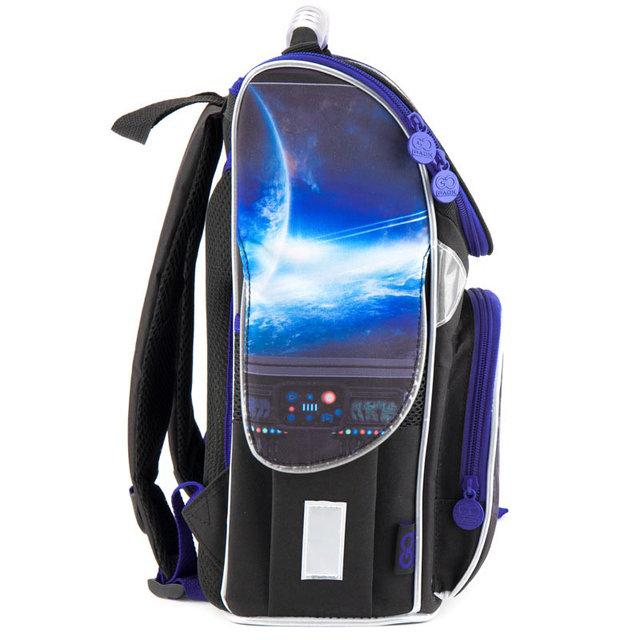 491a6f68a0e0 ... Недорогие школьные ортопедические рюкзаки для мальчика GO18-5001S-16  GOPack ...